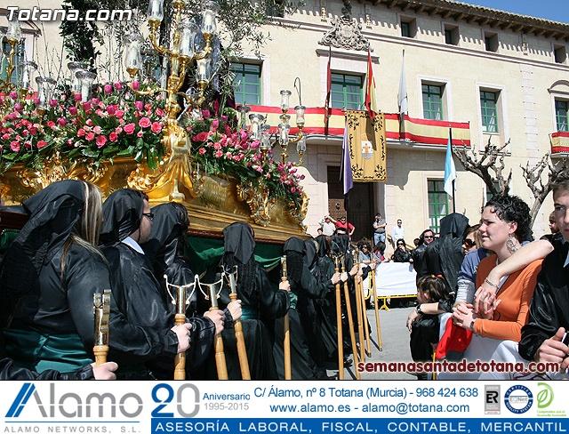 Procesión Viernes Santo mañana 2010 - Reportaje II (Recogida) - 73