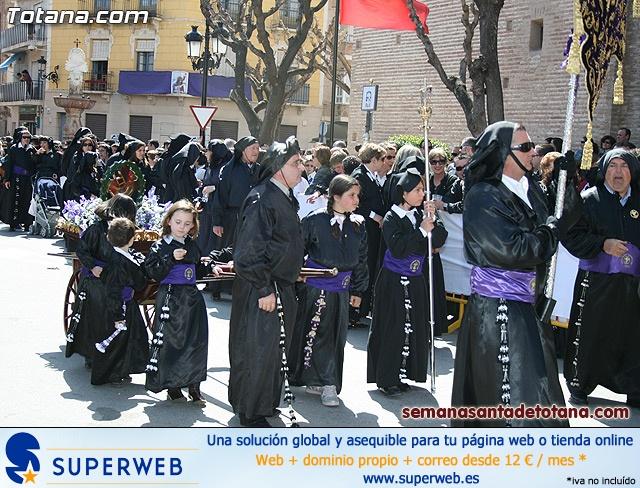 Procesión Viernes Santo mañana 2010 - Reportaje II (Recogida) - 77