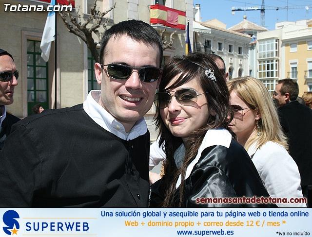 Procesión Viernes Santo mañana 2010 - Reportaje II (Recogida) - 552