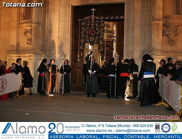 Procesión del Santo Entierro - Viernes Santo 2010 - Reportaje I (Salida y recogida 2)   - 1
