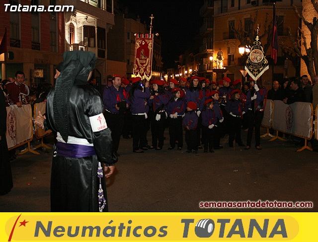 Procesión del Santo Entierro - Viernes Santo 2010 - Reportaje I (Salida y recogida 2)   - 3