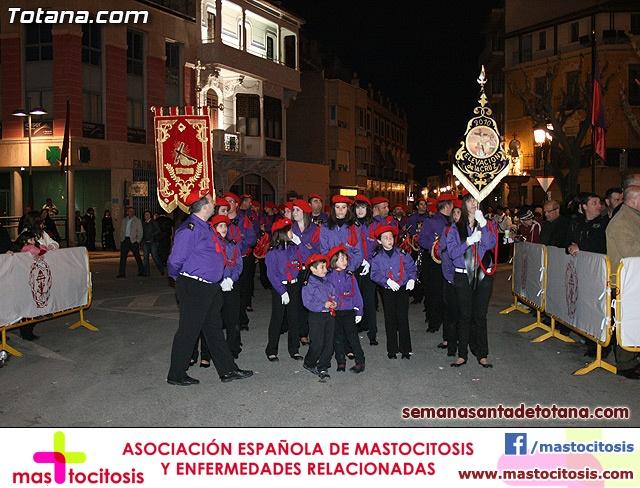 Procesión del Santo Entierro - Viernes Santo 2010 - Reportaje I (Salida y recogida 2)   - 4