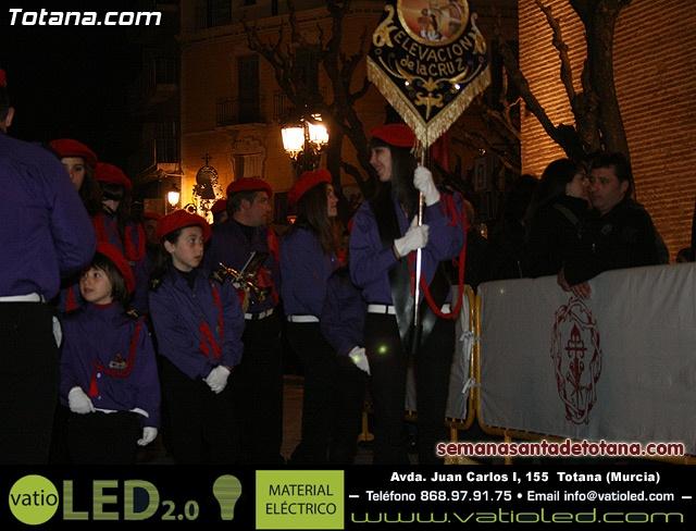 Procesión del Santo Entierro - Viernes Santo 2010 - Reportaje I (Salida y recogida 2)   - 8