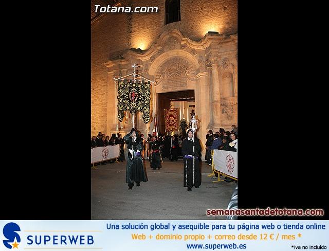 Procesión del Santo Entierro - Viernes Santo 2010 - Reportaje I (Salida y recogida 2)   - 9