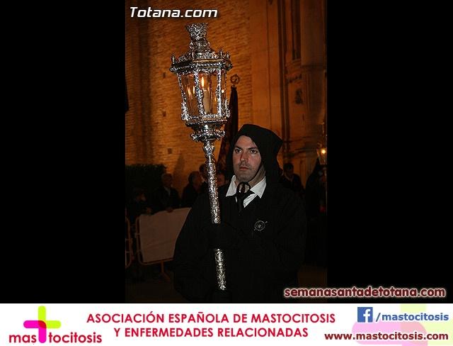 Procesión del Santo Entierro - Viernes Santo 2010 - Reportaje I (Salida y recogida 2)   - 10