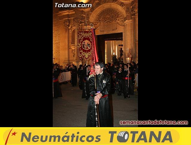 Procesión del Santo Entierro - Viernes Santo 2010 - Reportaje I (Salida y recogida 2)   - 12