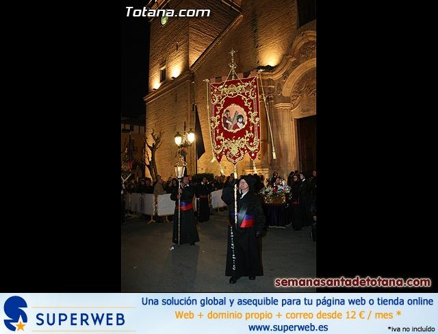 Procesión del Santo Entierro - Viernes Santo 2010 - Reportaje I (Salida y recogida 2)   - 14