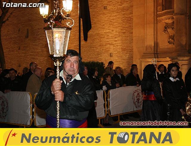 Procesión del Santo Entierro - Viernes Santo 2010 - Reportaje I (Salida y recogida 2)   - 17