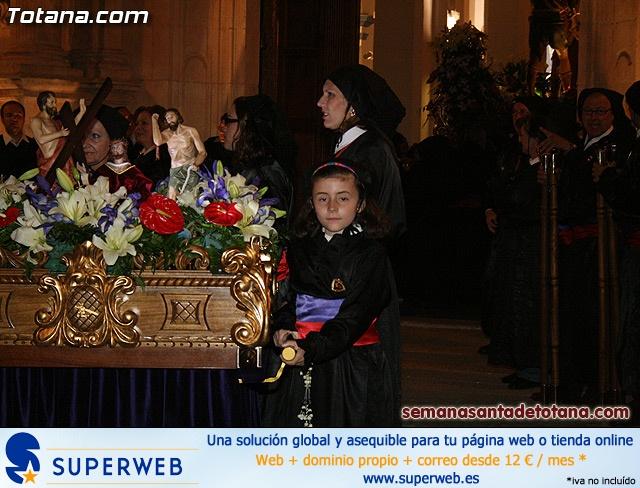 Procesión del Santo Entierro - Viernes Santo 2010 - Reportaje I (Salida y recogida 2)   - 19