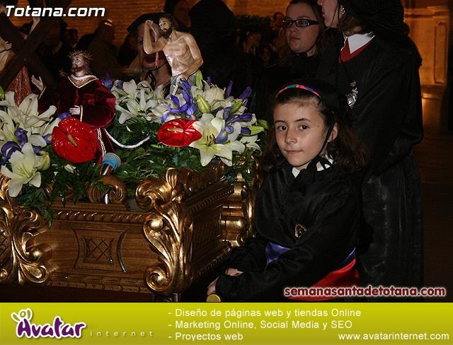 Procesión del Santo Entierro - Viernes Santo 2010 - Reportaje I (Salida y recogida 2)   - 21