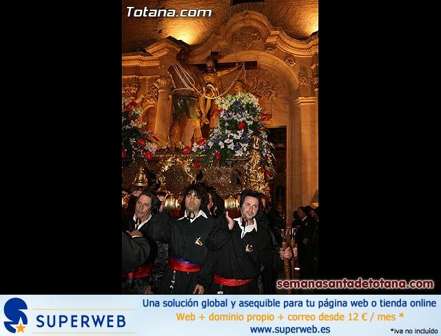 Procesión del Santo Entierro - Viernes Santo 2010 - Reportaje I (Salida y recogida 2)   - 40
