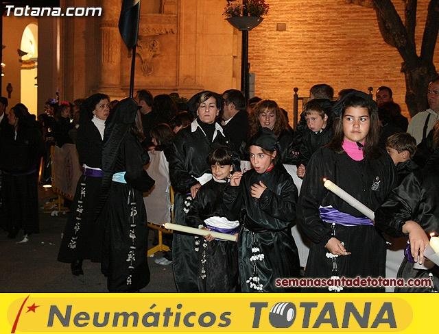 Procesión del Santo Entierro - Viernes Santo 2010 - Reportaje I (Salida y recogida 2)   - 372