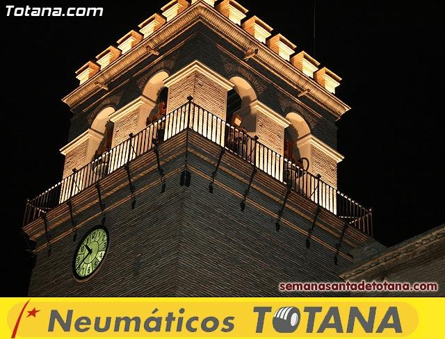 Procesión del Santo Entierro - Viernes Santo 2010 - Reportaje I (Salida y recogida 2)   - 395