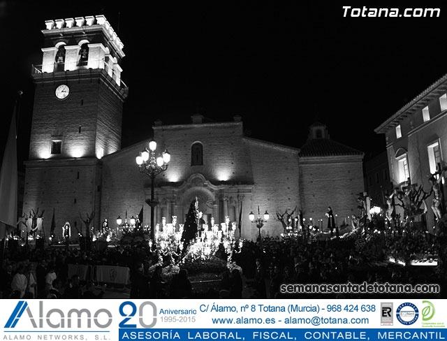 Procesión del Santo Entierro - Viernes Santo 2010 - Reportaje I (Salida y recogida 2)   - 585