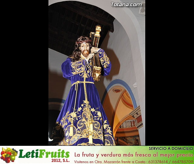 SEMANA SANTA TOTANA 2009 - VIERNES SANTO - PROCESIÓN MAÑANA - 11