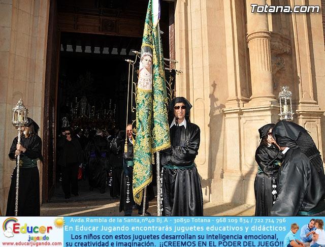 SEMANA SANTA TOTANA 2009 - VIERNES SANTO - PROCESIÓN MAÑANA - 15
