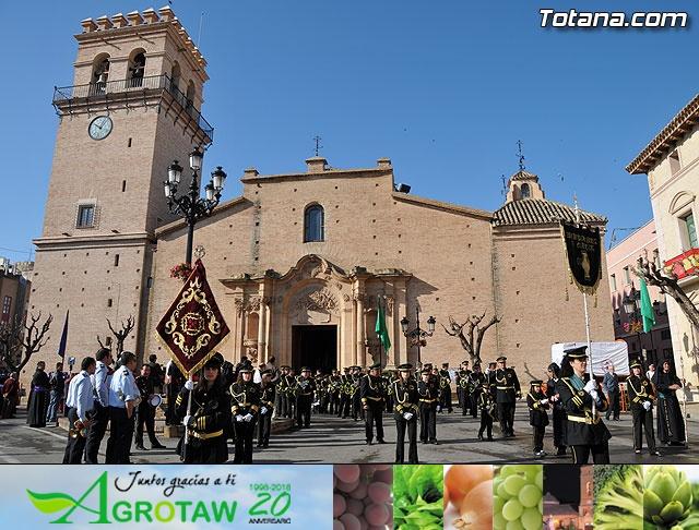 SEMANA SANTA TOTANA 2009 - VIERNES SANTO - PROCESIÓN MAÑANA - 33