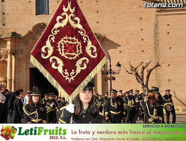 SEMANA SANTA TOTANA 2009 - VIERNES SANTO - PROCESIÓN MAÑANA - 34