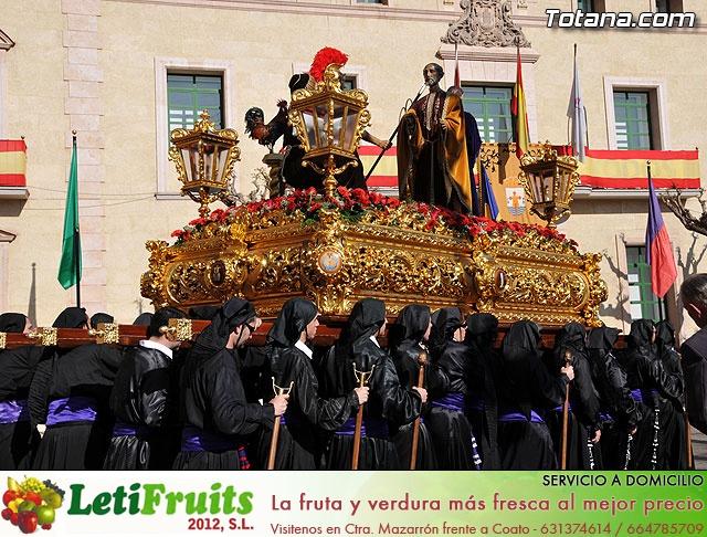 SEMANA SANTA TOTANA 2009 - VIERNES SANTO - PROCESIÓN MAÑANA - 75