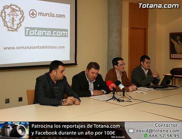 Presentación página web semanasantadetotana.com - 21