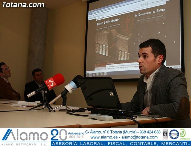 Presentación página web semanasantadetotana.com - 32