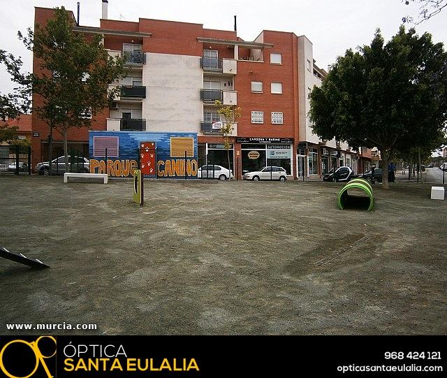 PARQUE CANINO ALCANTARILLA - 3