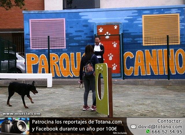 PARQUE CANINO ALCANTARILLA - 31