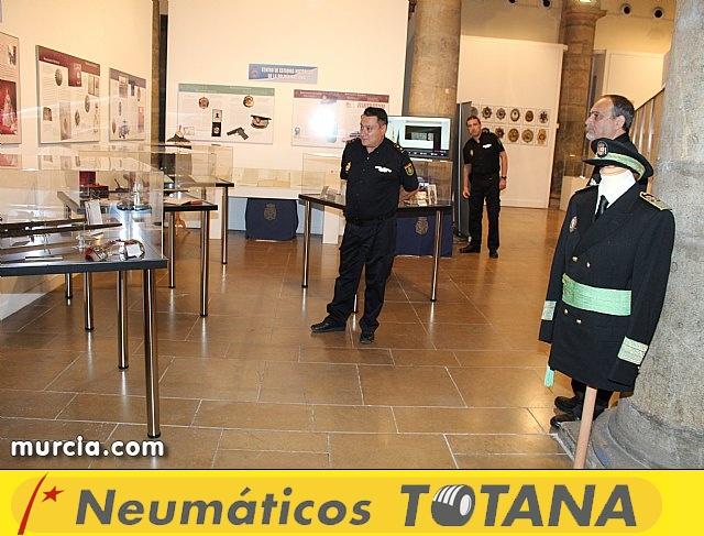 La Policía Nacional enseña su trabajo a los murcianos - 14