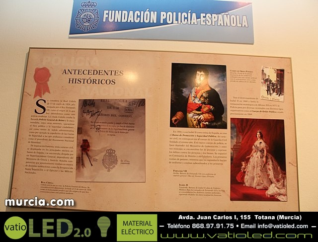 La Policía Nacional enseña su trabajo a los murcianos - 19