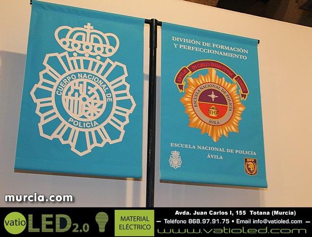 La Policía Nacional enseña su trabajo a los murcianos - 33