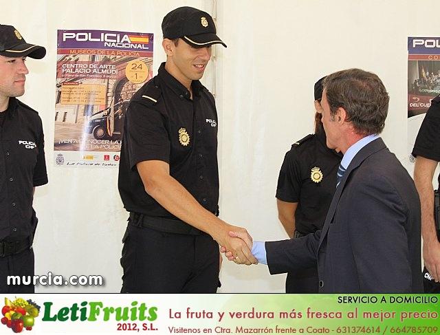 La Policía Nacional enseña su trabajo a los murcianos - 477