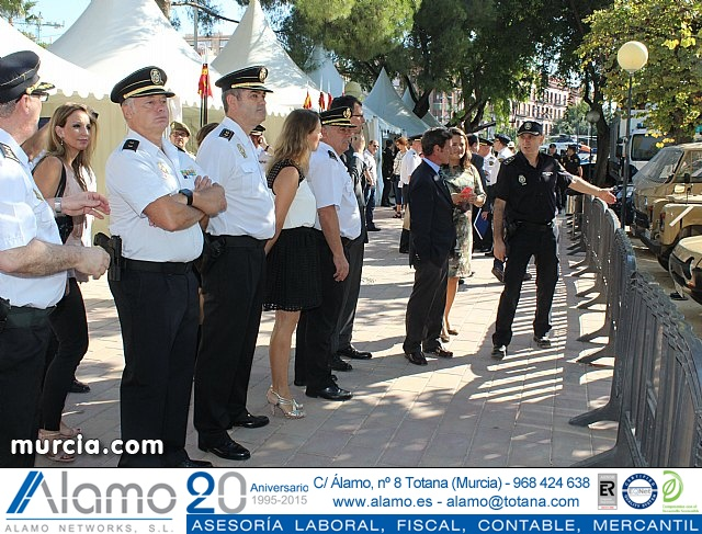 La Policía Nacional enseña su trabajo a los murcianos - 482