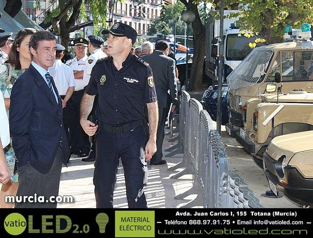 La Policía Nacional enseña su trabajo a los murcianos - 483