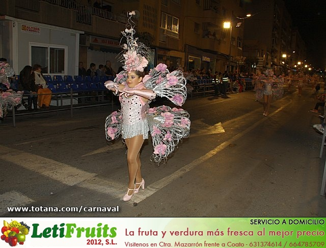 Totana estuvo presente en los carnavales de Águilas y Alhama - 3