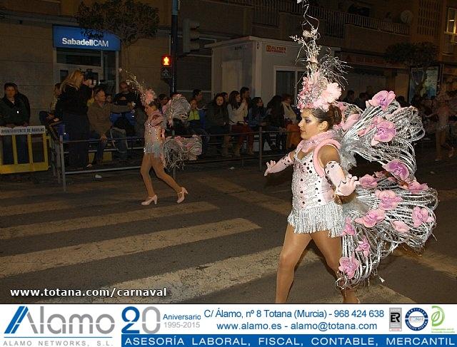 Totana estuvo presente en los carnavales de Águilas y Alhama - 4