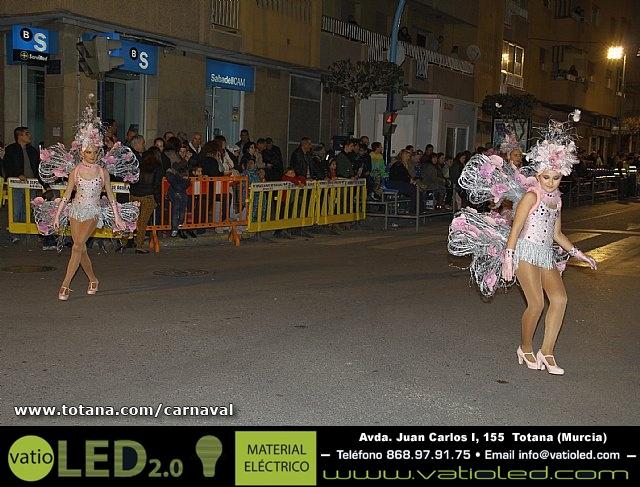 Totana estuvo presente en los carnavales de Águilas y Alhama - 6