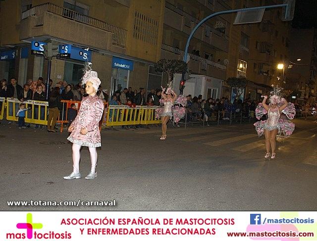 Totana estuvo presente en los carnavales de Águilas y Alhama - 8