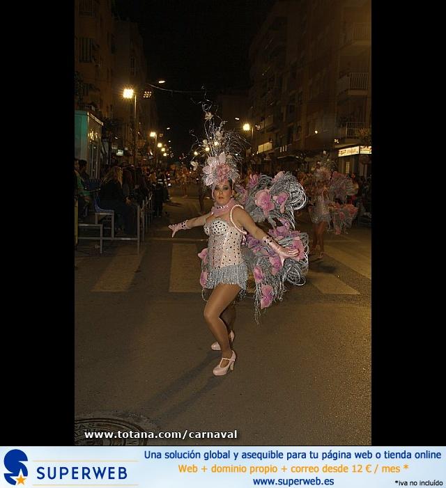 Totana estuvo presente en los carnavales de Águilas y Alhama - 11