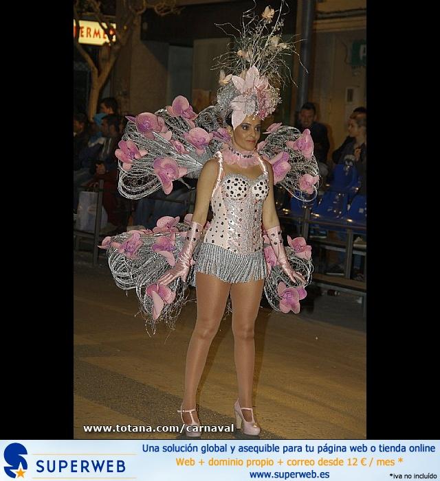Totana estuvo presente en los carnavales de Águilas y Alhama - 12