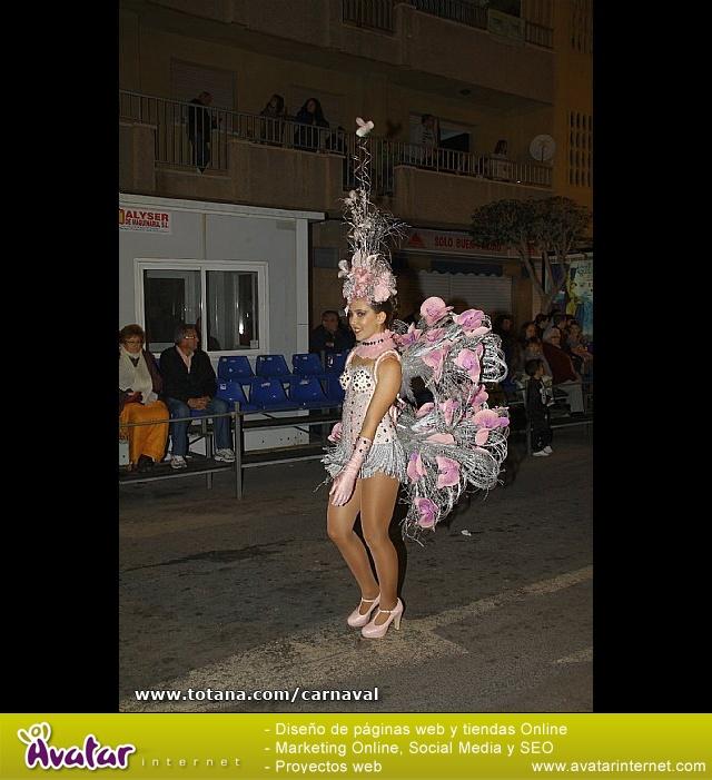 Totana estuvo presente en los carnavales de Águilas y Alhama - 15
