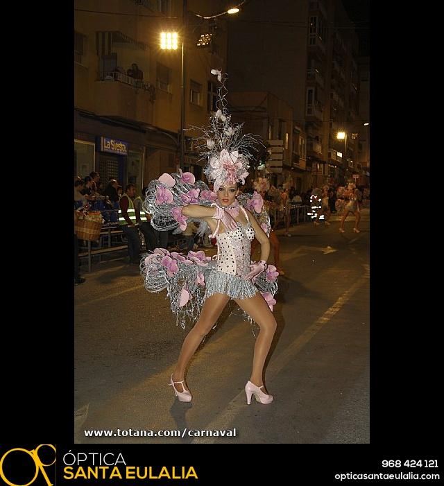Totana estuvo presente en los carnavales de Águilas y Alhama - 16