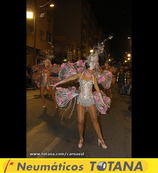 Totana estuvo presente en los carnavales de Águilas y Alhama - 22
