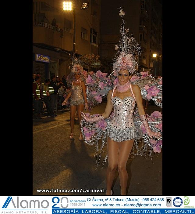 Totana estuvo presente en los carnavales de Águilas y Alhama - 23