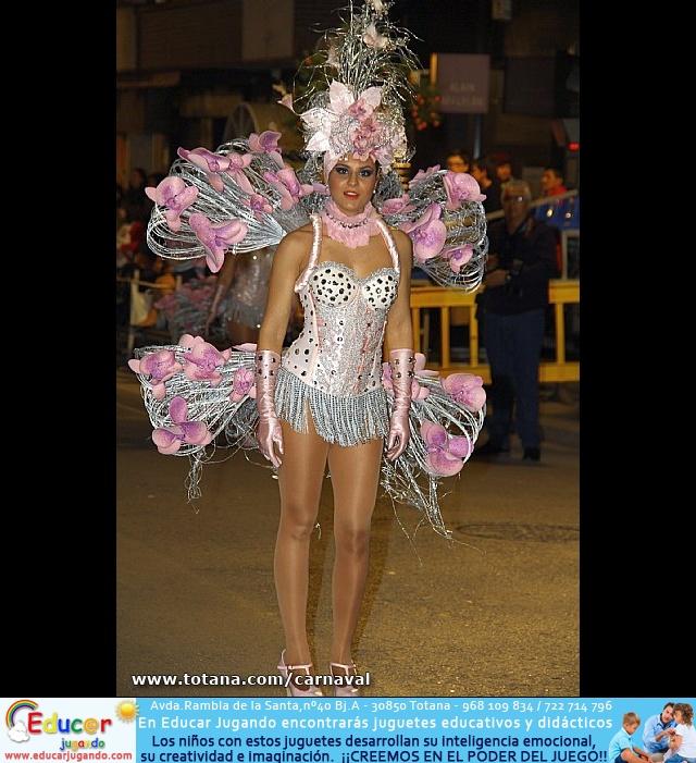 Totana estuvo presente en los carnavales de Águilas y Alhama - 24