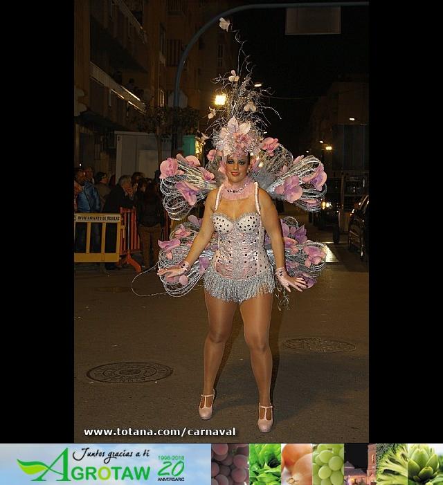 Totana estuvo presente en los carnavales de Águilas y Alhama - 33