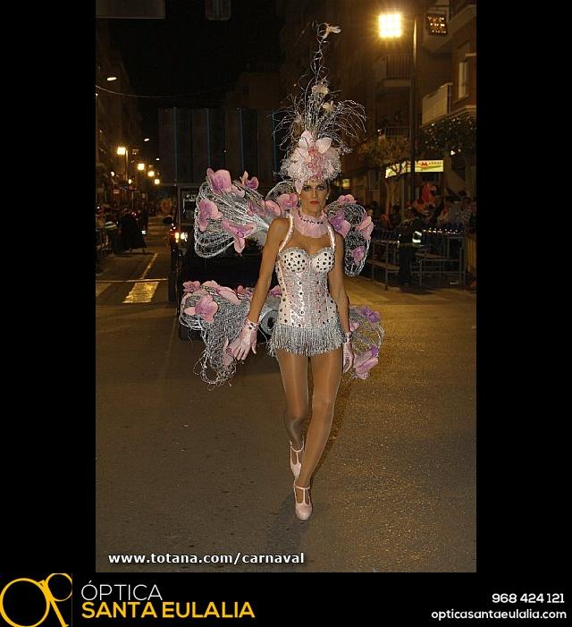Totana estuvo presente en los carnavales de Águilas y Alhama - 34