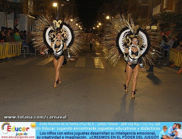Totana estuvo presente en los carnavales de Águilas y Alhama - 35