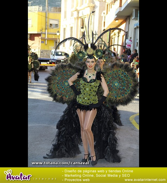 Totana estuvo presente en los carnavales de Águilas y Alhama - 377
