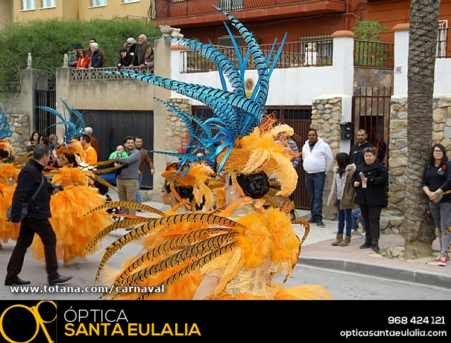 Desfile de Carnaval. Totana 2014 - 1