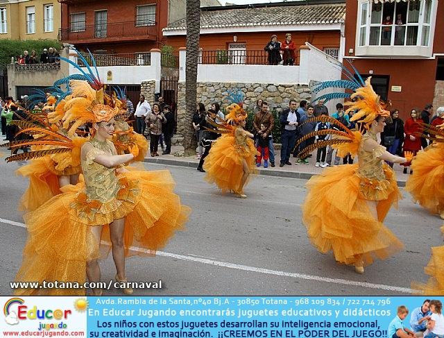 Desfile de Carnaval. Totana 2014 - 2